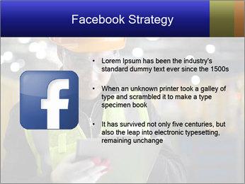 Industrial engineer writing PowerPoint Template - Slide 6