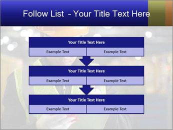 Industrial engineer writing PowerPoint Template - Slide 60