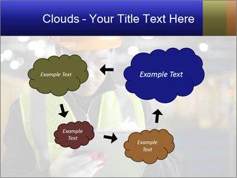 Industrial engineer writing PowerPoint Template - Slide 72