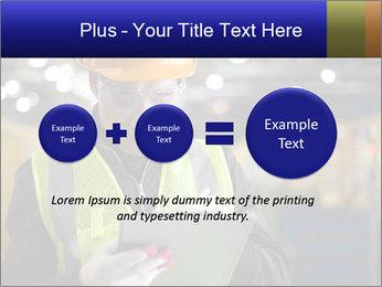 Industrial engineer writing PowerPoint Template - Slide 75