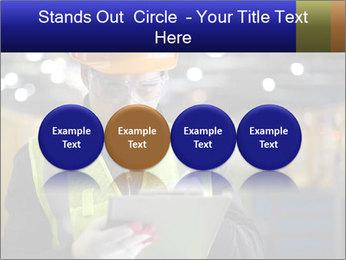 Industrial engineer writing PowerPoint Template - Slide 76