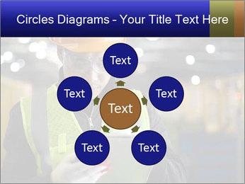 Industrial engineer writing PowerPoint Template - Slide 78