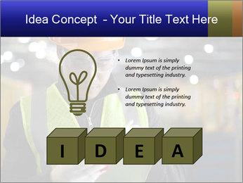 Industrial engineer writing PowerPoint Template - Slide 80