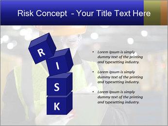 Industrial engineer writing PowerPoint Template - Slide 81