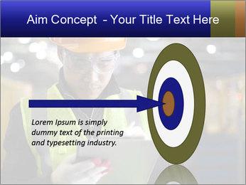Industrial engineer writing PowerPoint Template - Slide 83
