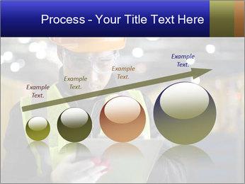 Industrial engineer writing PowerPoint Template - Slide 87