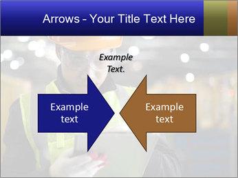 Industrial engineer writing PowerPoint Template - Slide 90