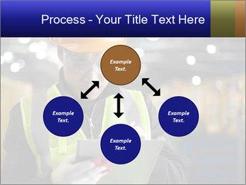 Industrial engineer writing PowerPoint Template - Slide 91