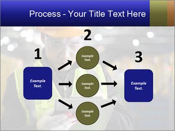 Industrial engineer writing PowerPoint Template - Slide 92