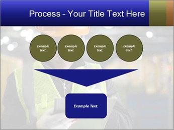 Industrial engineer writing PowerPoint Template - Slide 93