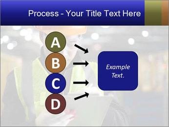 Industrial engineer writing PowerPoint Template - Slide 94