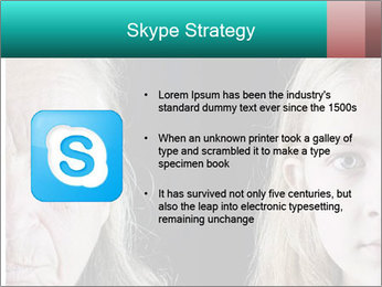 Young vs old PowerPoint Template - Slide 8