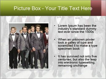 Male model PowerPoint Templates - Slide 13