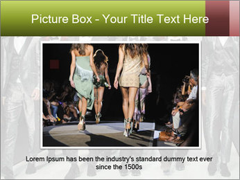 Male model PowerPoint Templates - Slide 16