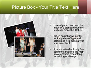 Male model PowerPoint Templates - Slide 20