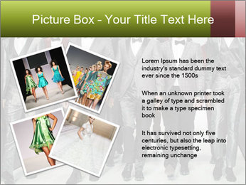 Male model PowerPoint Templates - Slide 23