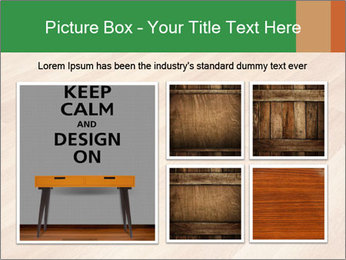 New oak parquet PowerPoint Template - Slide 19