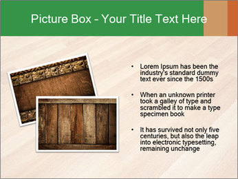 New oak parquet PowerPoint Template - Slide 20
