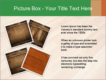 New oak parquet PowerPoint Template - Slide 23