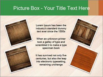 New oak parquet PowerPoint Template - Slide 24
