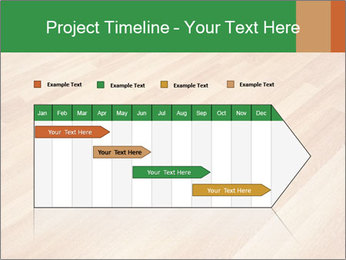 New oak parquet PowerPoint Template - Slide 25