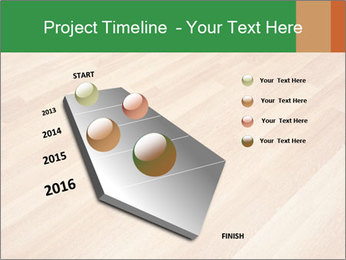 New oak parquet PowerPoint Template - Slide 26