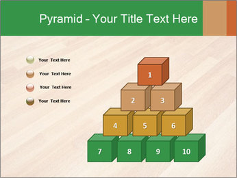 New oak parquet PowerPoint Template - Slide 31