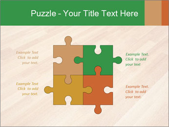 New oak parquet PowerPoint Template - Slide 43