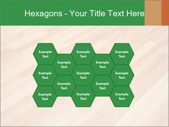 New oak parquet PowerPoint Template - Slide 44
