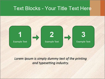 New oak parquet PowerPoint Template - Slide 71