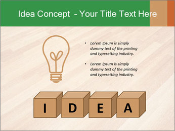 New oak parquet PowerPoint Template - Slide 80