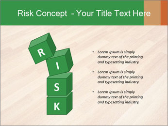 New oak parquet PowerPoint Template - Slide 81