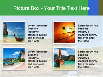 Hole in the wall PowerPoint Templates - Slide 14