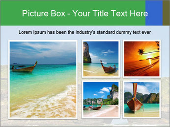 Hole in the wall PowerPoint Templates - Slide 19