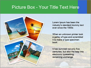 Hole in the wall PowerPoint Templates - Slide 23