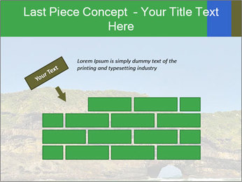 Hole in the wall PowerPoint Templates - Slide 46