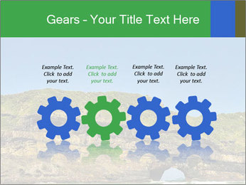 Hole in the wall PowerPoint Templates - Slide 48