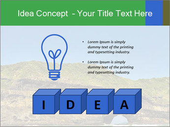 Hole in the wall PowerPoint Templates - Slide 80