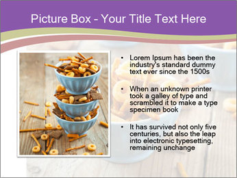 Party Snacks PowerPoint Template - Slide 13