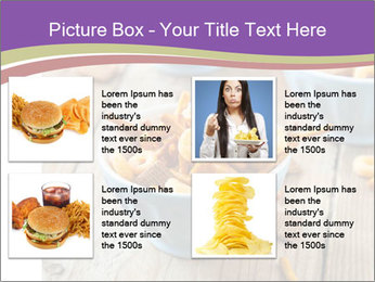 Party Snacks PowerPoint Template - Slide 14