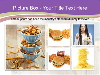Party Snacks PowerPoint Template - Slide 19