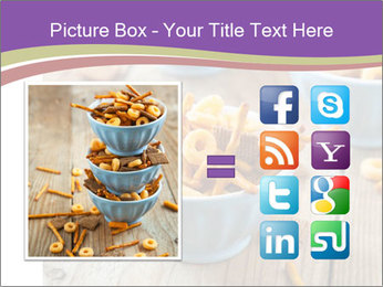 Party Snacks PowerPoint Template - Slide 21