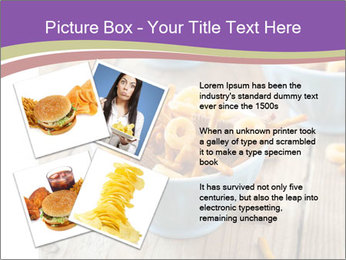 Party Snacks PowerPoint Template - Slide 23