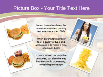 Party Snacks PowerPoint Template - Slide 24