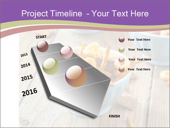 Party Snacks PowerPoint Template - Slide 26