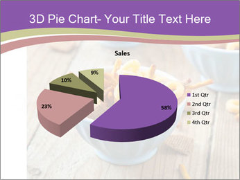 Party Snacks PowerPoint Template - Slide 35