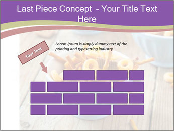 Party Snacks PowerPoint Template - Slide 46