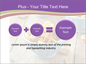 Party Snacks PowerPoint Template - Slide 75