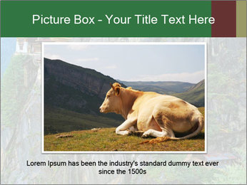 Taktsang Palphug Monastery PowerPoint Template - Slide 15