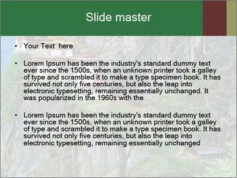 Taktsang Palphug Monastery PowerPoint Template - Slide 2